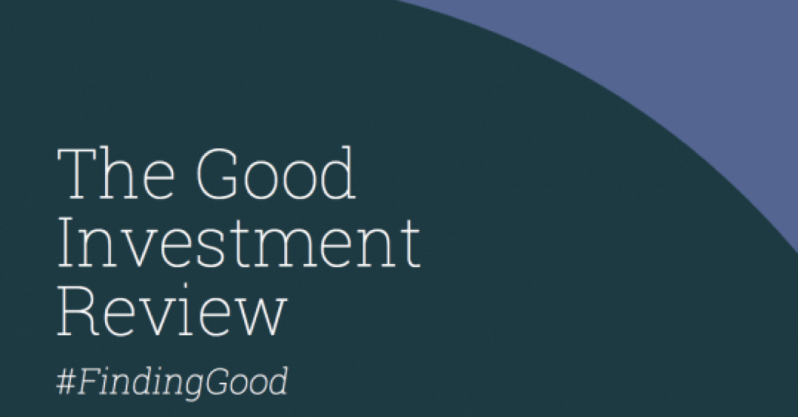 Good Investment Review Oct 2018